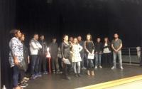 Soirée d'autofinancement organisée par les jeunes de l'AEP Roubaix
