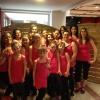 Pour les filles, la prévention santé passe par la Zumba