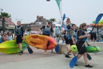 76 jeunes profiteront des mini-séjours d'été!